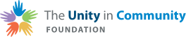The Unity in Community Logo